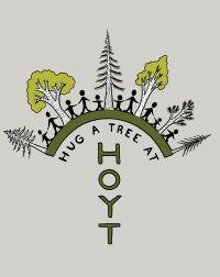 Hug a Tree World Record Attempt at Hoyt Arboretum 7/20
